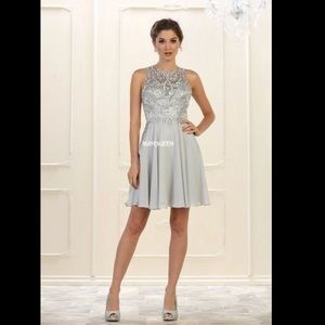 ✨HOST PICK!! ✨Lace and Chiffon Dress